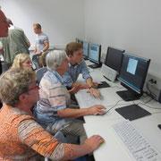 Kennenlernen der Homepage sharewise.com