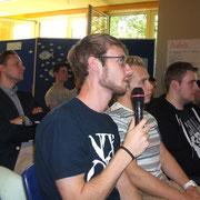 Fragerunde zur Nutzung von sharewise.com nach den ersten praktischen Erfahrungen.