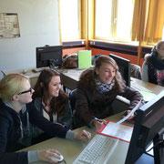 Diese Gruppe beschäftigt sich aktuell mit der Vorbereitung zur Auswertung der Abstimmungen.