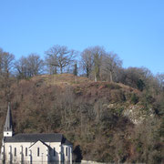 Motte de Noblat - Pont-de-Noblat (Saint-Léonard-de-Noblat)
