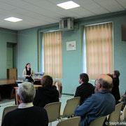 Formation d'associations à la conception de visite guidée - 2012 - Photo Stéphanie POUPLIER, PNR Périgord-Limousin