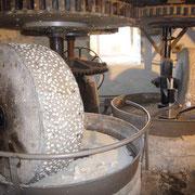 La papeterie, à l'intérieur du Moulin du Got - Le Pénitent - Saint-Léonard-de-Noblat