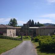 Château de Nedde (actuel Village Vacances) - Nedde