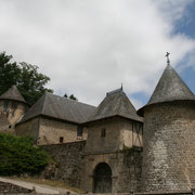 Château de Beaune - Beaune (Eymoutiers)