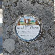 Décor de cimetière - Cimetière de Sussac