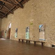 """Participation à l'exposition """"Éclats de patrimoine"""" de la mairie de Saint-Léonard-de-Noblat - 2013"""