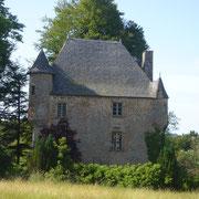 Château du Mazeau - Le Mazeau (Rempnat)