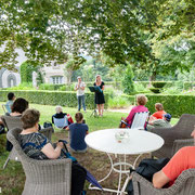 Visite-lecture aux Jardins de Mas Maury (Rempnat) - Réservation obligatoire 05 55 69 57 60 du lundi au vendredi & 05 55 69 17 80 samedi et dimanche - Dimanche 5 juillet à 15h – TG