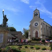 Tour de Ville de Châteauneuf-la-Forêt – Mardis 28 juillet & 11 août à 15h - RDV devant l'église – TG