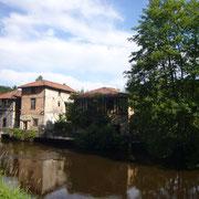 Les anciens moulins de Noblat - Route de Limoges - Saint-Léonard-de-Noblat