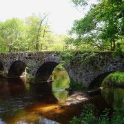 Pont médiéval - Claveyrolas (Nedde)