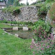 Lavoir - Quenouille (Peyrat-le-Château)