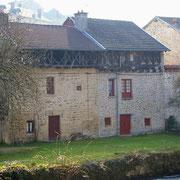 Ancienne maison de tanneur sur les bords de Vienne - Pont de Peyrat - Eymoutiers