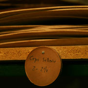 Tannerie Bastin : stockage des cuirs - Saint-Léonard-de-Noblat
