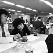 研究生活に市の予算をつけて下さいー札幌市身障福祉課長との交渉。