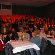 Auditorium une partie des spectateurs