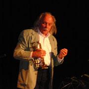 B.ALQUIER et son cornet à piston