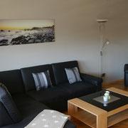 Das bequeme Sofa