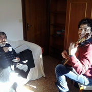 m°Oscar Ghiglia masterclass a Roma