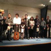 Concerto a favore Aifo dicembre 2012
