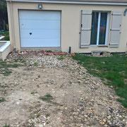 Montigny-Lencoup (77520) - Béton imprimé