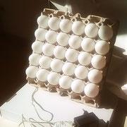 Wandlampe, Ostergeschenk