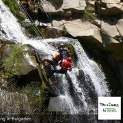 Canyoning in Bulgarien - etwas Mut und Abenteuerlust ist hier gefragt