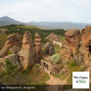 Die Felsen von Belogradchik