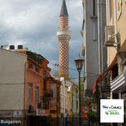 """Die kleinen Gassen in """"Kapana"""" - die Falle -  in Plovdiv, Bulgarien"""
