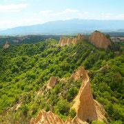 Wandern in Bulgarien