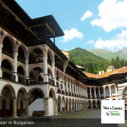 Rila-Kloster in Bulgarien