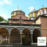 Das Rila-Kloster in Bulgarien ist das größte und wichtigste Kloster und gehört zur UNESCO-Weltkulturerbe.