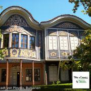 Wunderschönes Wiedergeburtshaus in der Altstadt von Plovdiv, Bulgarien