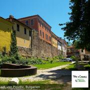 Die Altstadt von Plovdiv, Bulgarien