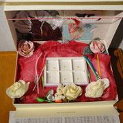 内村 知子「女の心臓」BOXアート