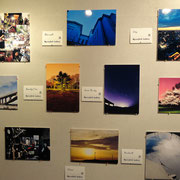 Tatutoshi Inoue「Beautiful Tree」「Under the Sky」「Bridge」「Cockpit」 「Silence」「matsuri」「Blue wall」「City」 「Beautiful Tree」「Wind mill」写真