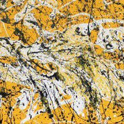 Raffaele De Francesco, 2011, acrilico su tela, 150x50 cm
