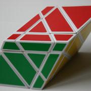 Diansheng Moren White Rhomboid Shape
