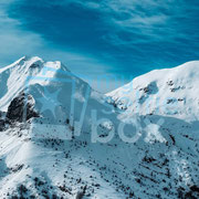 BG 20 Berge Schnee