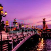BG 25 Paris Brücke