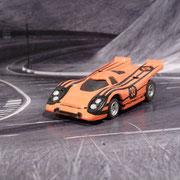 Porsche 917k orange / schwarze streifen #33