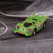 Porsche 917k FunCar grün Hippie #2