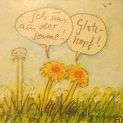 Andrea Weinke - Die anderen Bilder - ein Geschenk - Dankeschön
