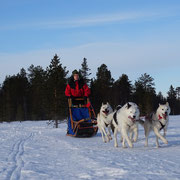 Winter & Urlaub in Schweden