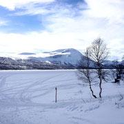 Hütte  zu Hütte Tour in Lappland