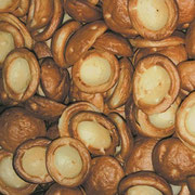 les craquelins de St Malo, au petit déjeuner avec du beurre salé