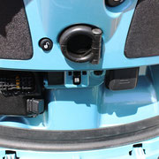 Vespa GTS 300 i.e. Settantesimo ABS/ASR azzurro 70°