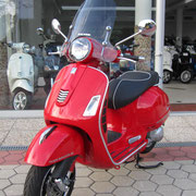 Vespa GTS 125 / 300 i.e. 2014