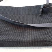 voorbeeld  versie 2 tasje met bodem,  b21xh16cm    5 vakken    €31,00 in alle kleuren te bestellen