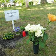 Stade, Garnisionsfriedhof